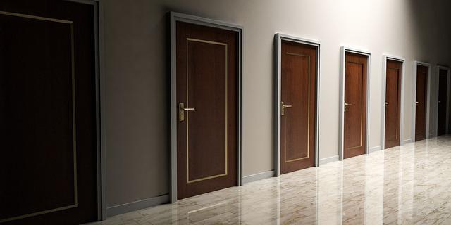 הדלתות החדשות לחדרי הבית שלכם