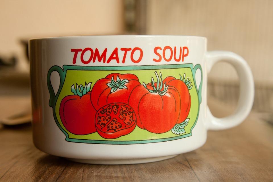 מרק עגבניות כאבן דרך