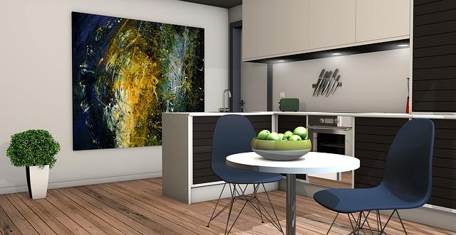 ציורי קיר לסלון אומנות שמוסיפה המון