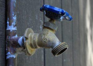 איתור נזילות מים