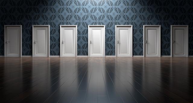 איך לבחור דלתות פנים?