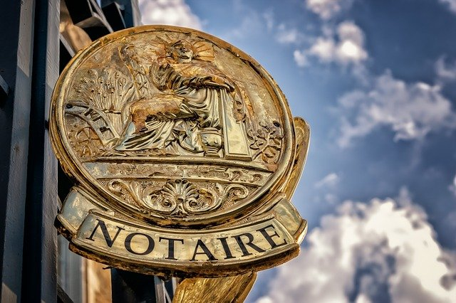 נוטריון לצרפתית – יש לכם פתרון