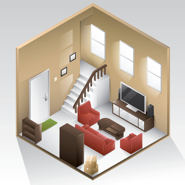 ארון הזזה 2 דלתות לחדרים מינימליסטים וקטנים
