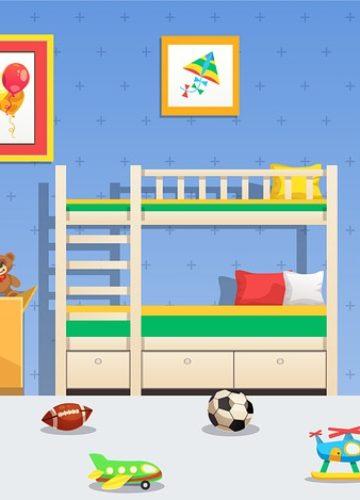עיצוב חדר ילדים ונוער – איך מעצבים חדר שינה בצורה נכונה