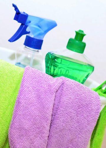 איך לנקות היטב את הבית?