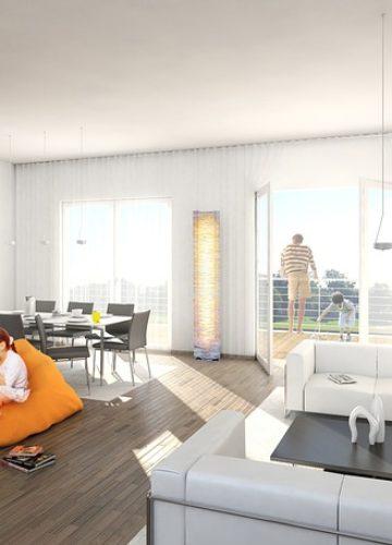 הדמיה אדריכלית – כי הבית שלנו הוא לא מאבני לגו
