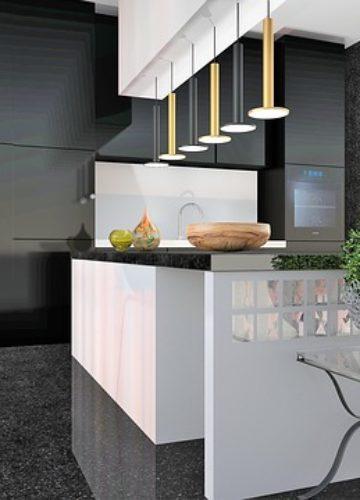 גרניט – חומר גלם איכותי לשימוש עבור כל סוגי המשטחים במטבח