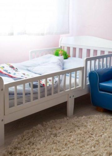 מעבר ממיטת תינוק למיטת מעבר