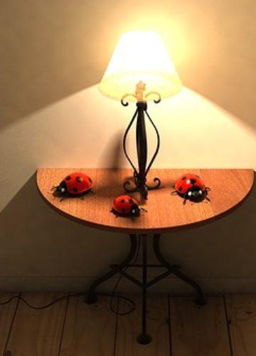 הסוגים השונים של מנורות לחדרי ילדים