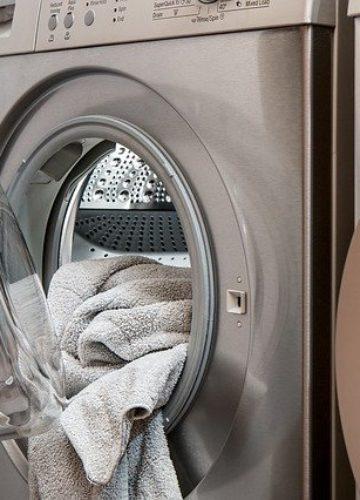 כך תשמרו על מכונת הכביסה שלכם